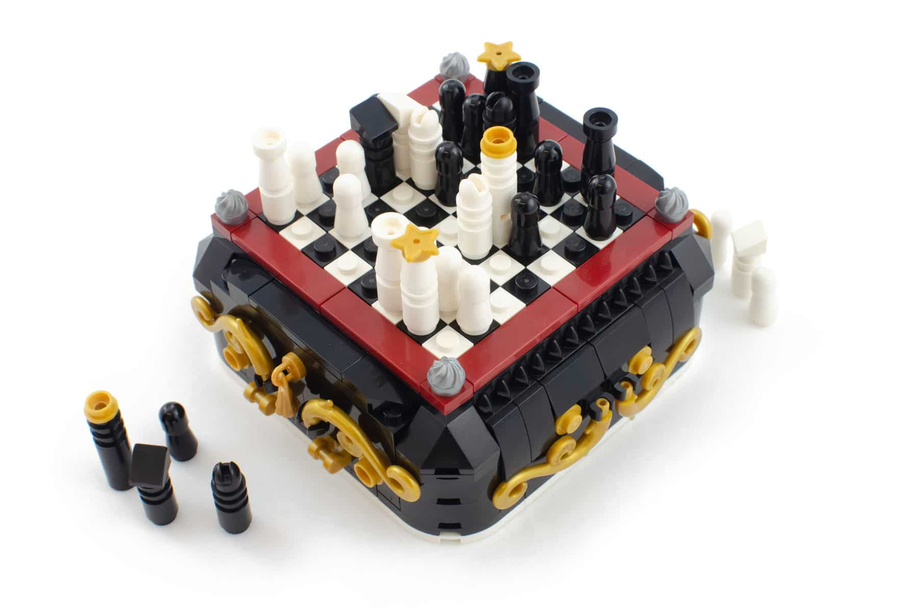 Bricklink AFOL Designer Program: Steampunk Mini Chess