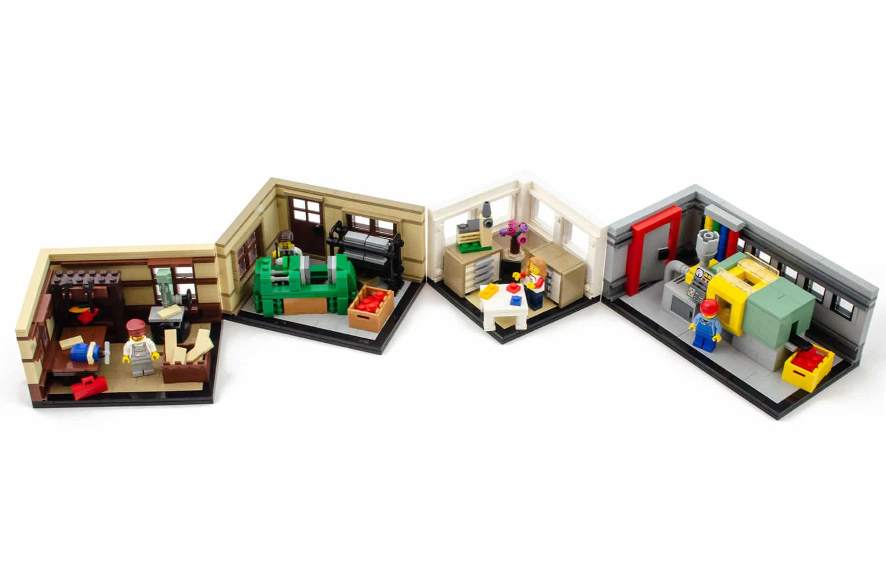 Bricklink AFOL Designer Program: The LEGO® Story
