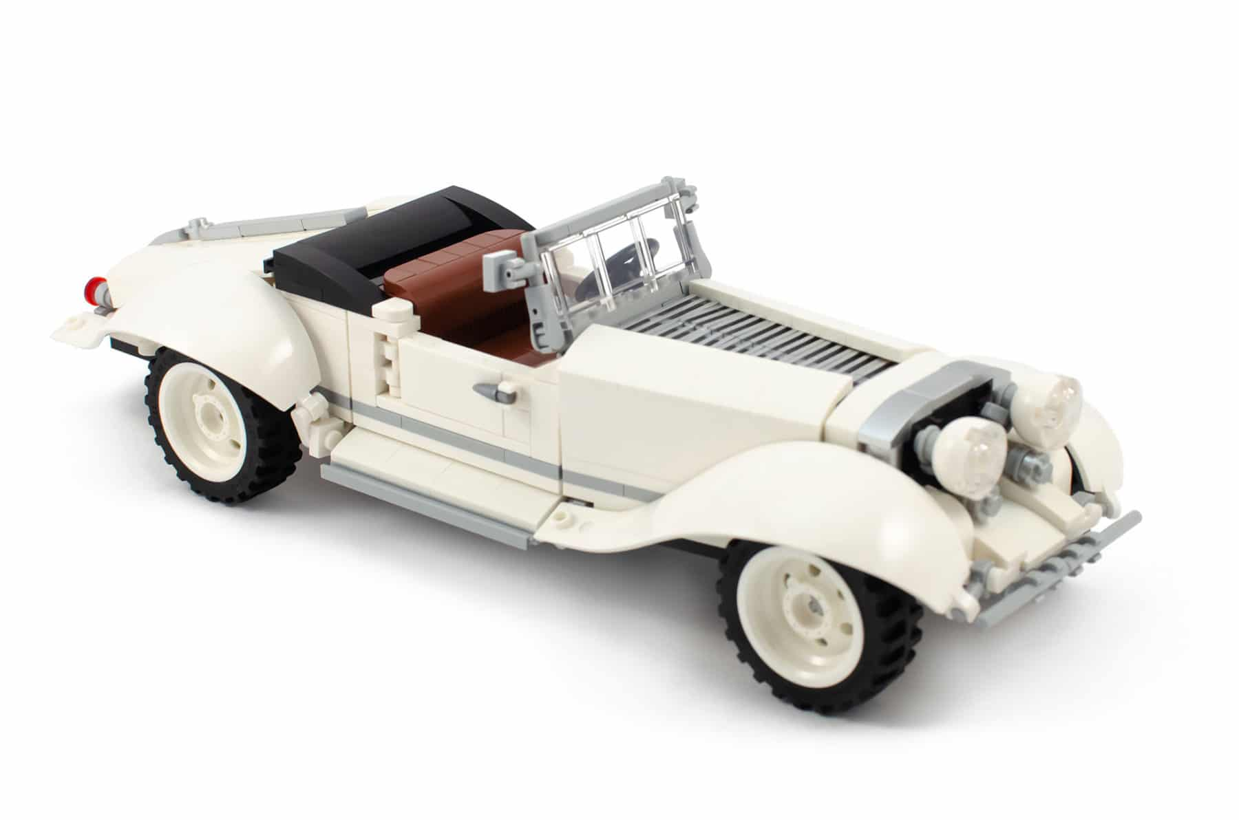 Bricklink AFOL Designer Program: Vintage Roadster
