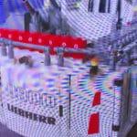 LEGO 42100 Liebherr R 9800 Bagger Rückseite