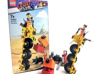 LEGO 70823 Emmets Dreirad im Review