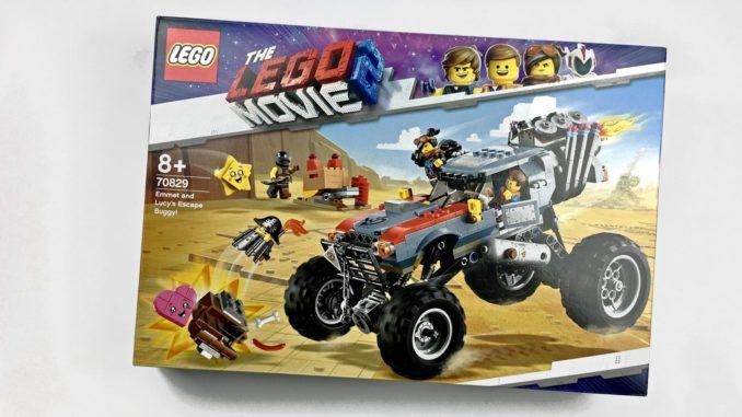 LEGO 70829 Emmets und Lucys Flucht-Buggy