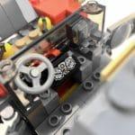LEGO 70829 Emmets und Lucys Flucht-Buggy Cockpit