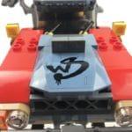 LEGO 70829 Emmets und Lucys Flucht-Buggy Motorhaube