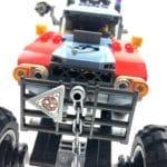 LEGO 70829 Emmets und Lucys Flucht-Buggy Front