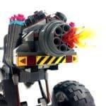 LEGO 70829 Emmets und Lucys Flucht-Buggy Heck