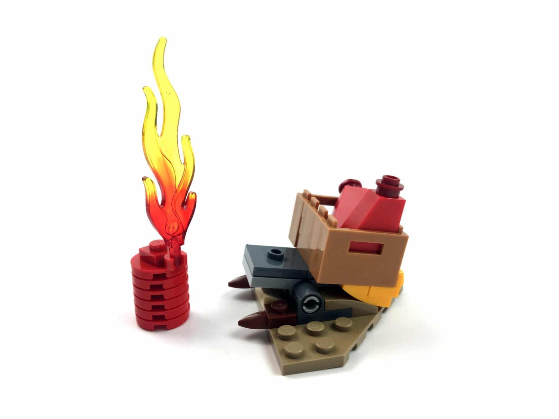 LEGO 70829 Emmets und Lucys Flucht-Buggy Zubehör