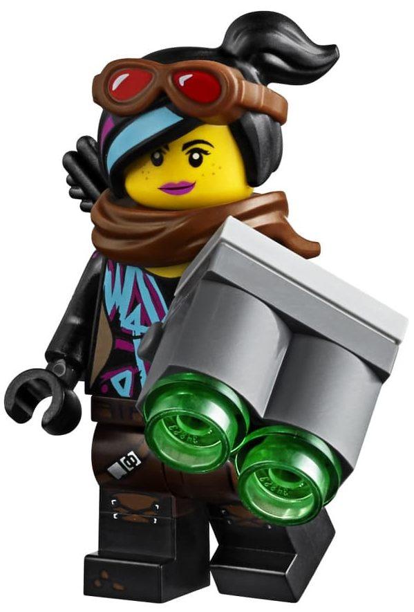 LEGO 70840 Apocalypseburg: Lucy