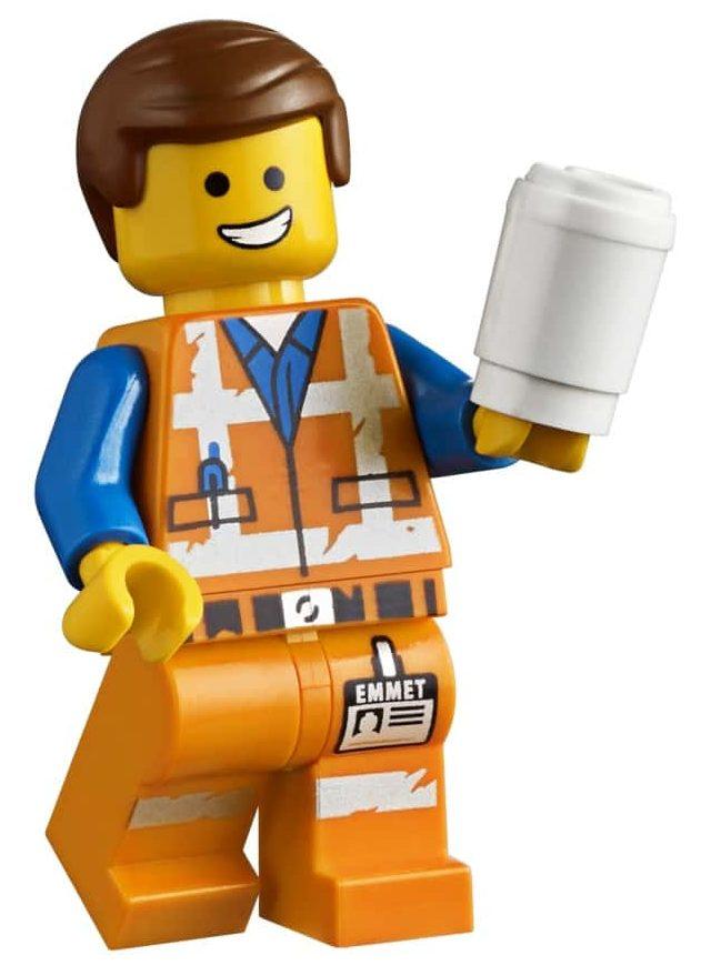 LEGO 70840 Apocalypseburg: Emmet