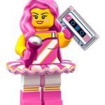 LEGO 71023 Candy-Rapper