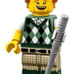 LEGO 71023 Golfspielender Präsident Business