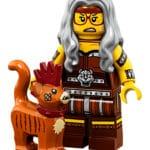 LEGO 71023 Sherry Scratchen-Post & Scarfield