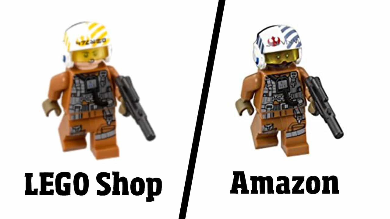 LEGO 75188 Finch Dallow