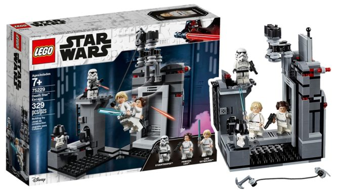 LEGO 75229 Death Star Escape Review
