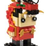 LEGO BrickHeadz 40354 Drachentanz-Mann
