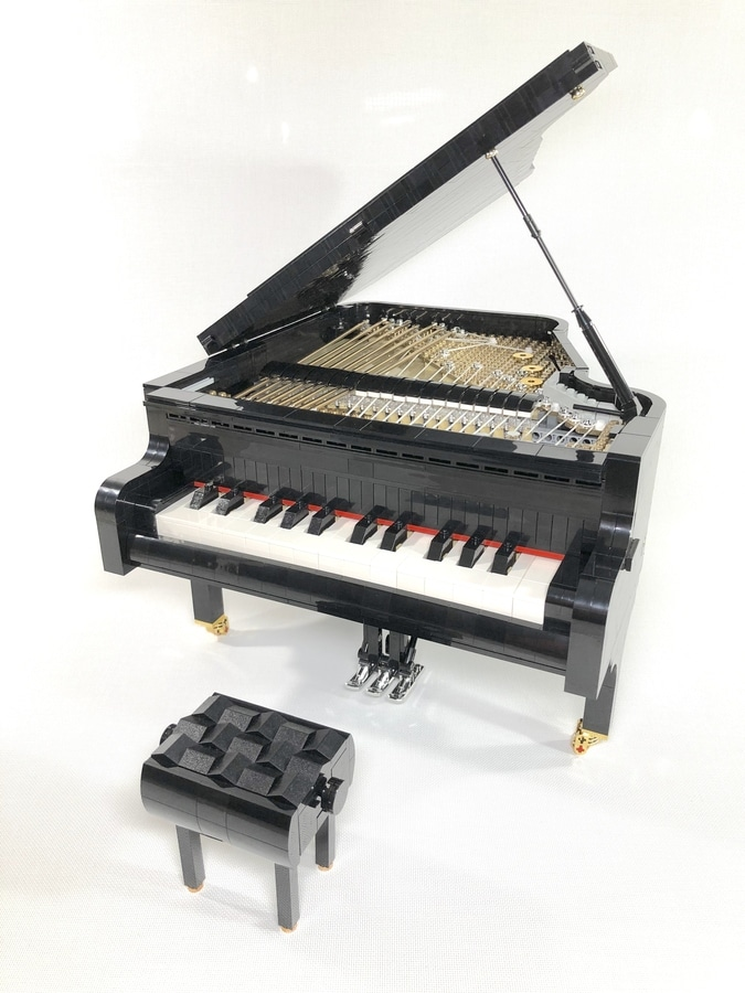LEGO Ideas Spielbares Piano