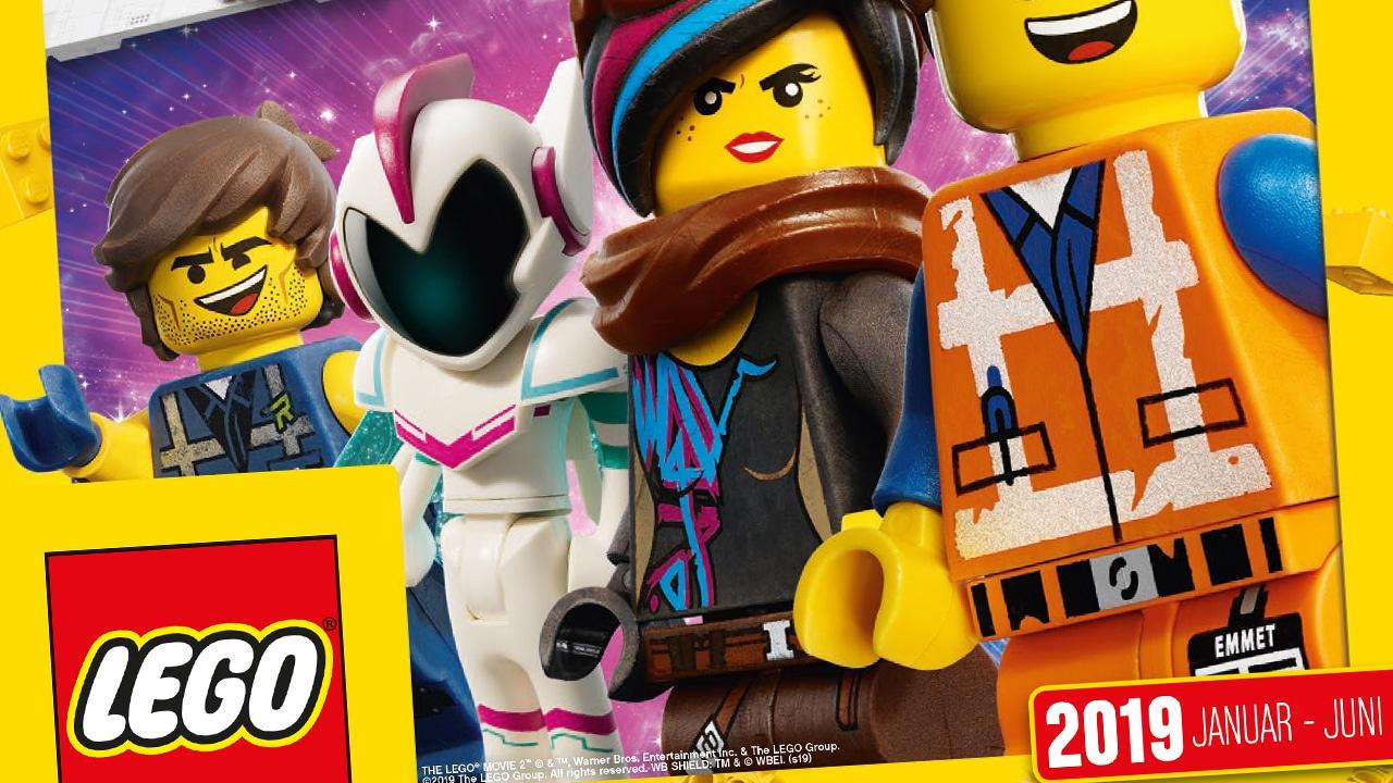 LEGO Katalog 2019: Der neue LEGO Katalog zum Download und ...