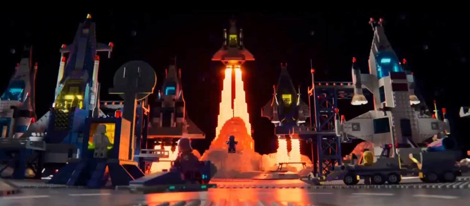 Bennys Space Squad Teaser für Raumschiffbasis