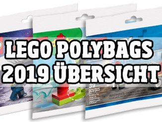 LEGO Polybags 2019 Übersicht