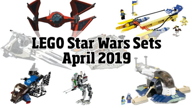 lego star wars april 2019 diese sets erwarten uns. Black Bedroom Furniture Sets. Home Design Ideas