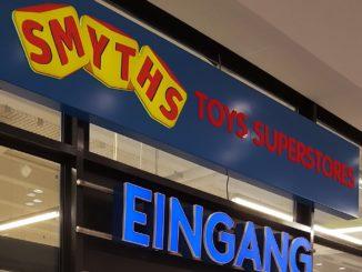 ToysRUs wird zu Smyth Toys