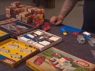 Bares für Rares im ZDF: Ein riesiger LEGO Konvolut