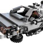 21103 LEGO Ideas The DeLorean Time Machine