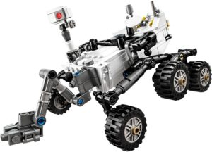 21104 LEGO Ideas NASA Mars Science Laboratory Curiosity Rover