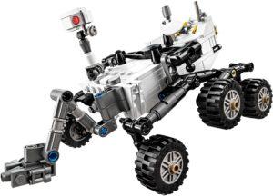 21104 LEGO Ideas NASA Mars Science Laboratory Curiosity Rover