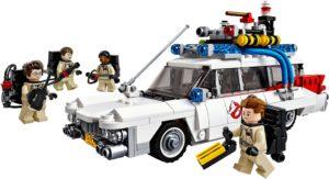 21108 LEGO Ideas Ghostbusters Ecto-1
