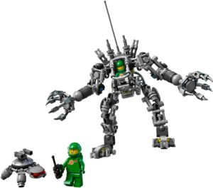 21109 LEGO Ideas Exo Suit
