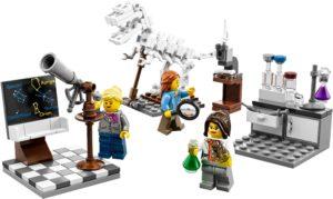 21110 LEGO Ideas Research Institute