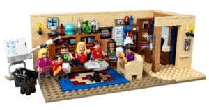 21302 LEGO Ideas The Big Bang Theory