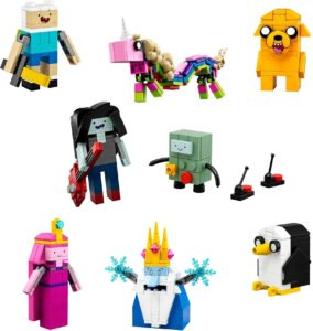 21308 LEGO Ideas Adventure Time