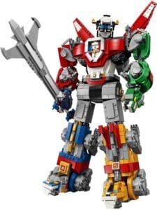 21311 LEGO Ideas Voltron