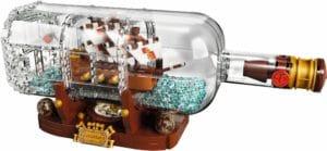 21313 LEGO Ideas Ship in a Bottle