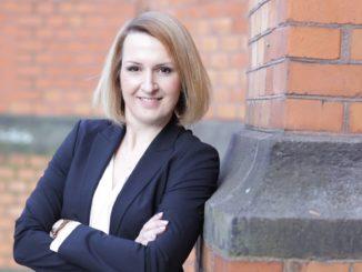 Karen Pascha-Gladyshev, Geschäftsführerin der LEGO GmbH