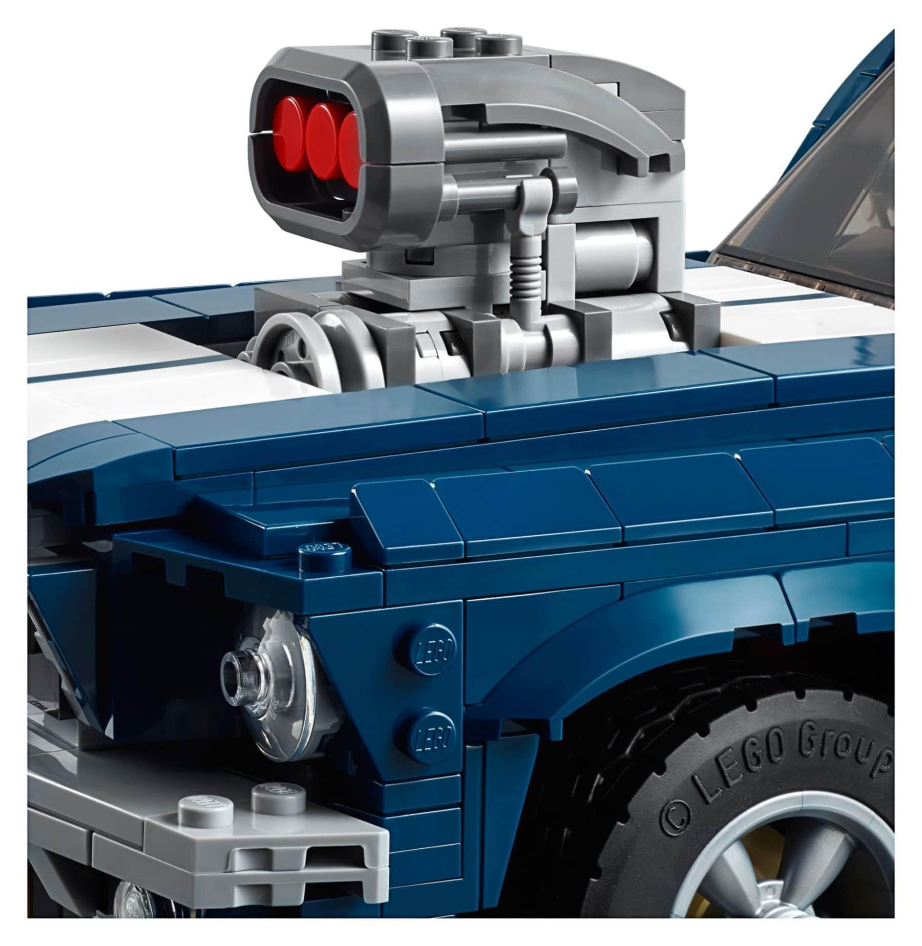 LEGO 10265 Ford Mustang GT Kompressor