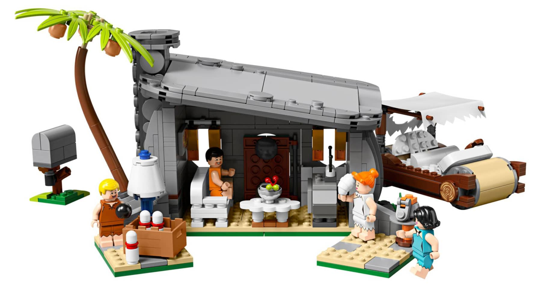 LEGO 21316 The Flintstones