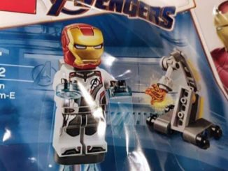 LEGO 30452 Iron Man and Dum-E Polybag