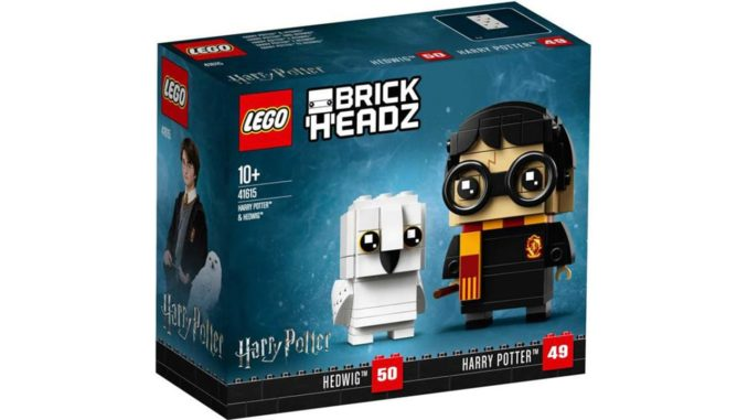 LEGO 41615 Harry Potter BrickHeadz Angebot