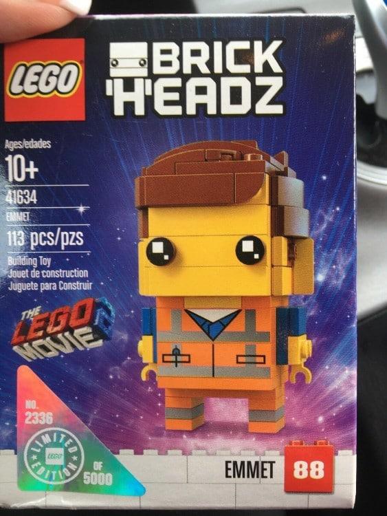 LEGO 41634 Emmet Limitiert