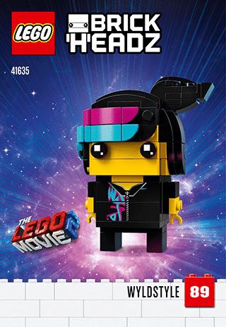 LEGO 41635 Lucy BrickHeadz