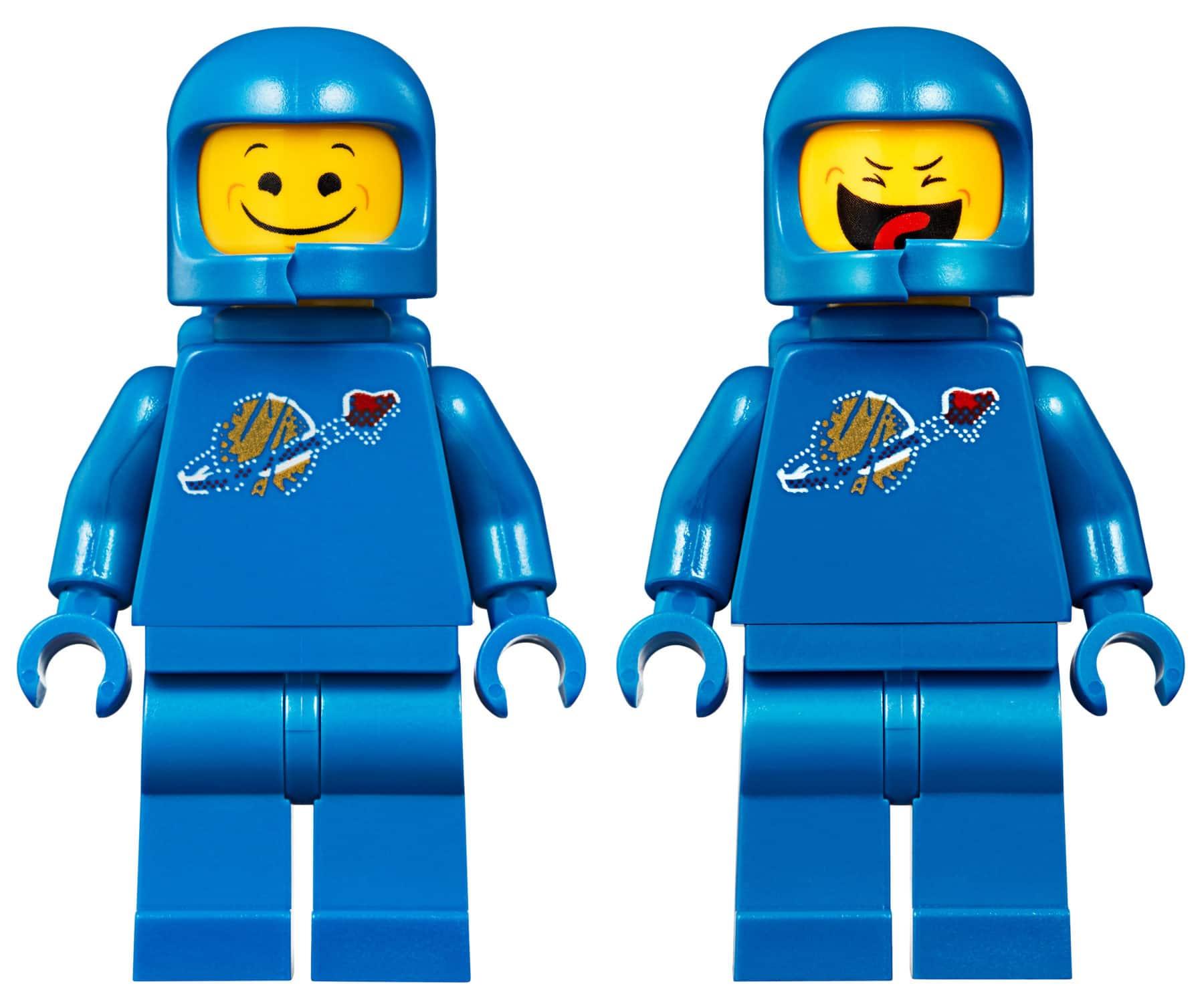 Benny im LEGO 70837 Shimmer & Shine Sparkle Spa