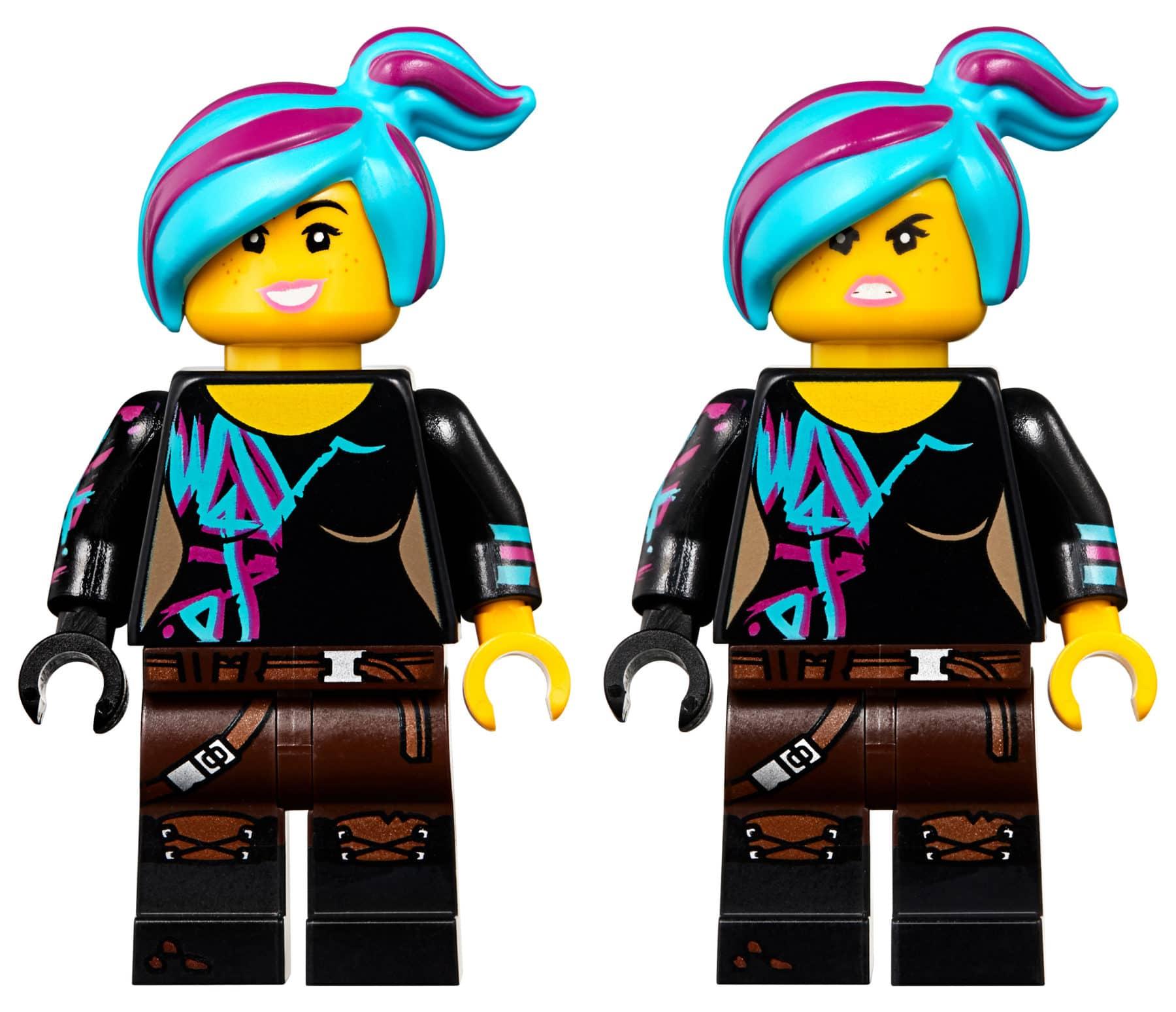 Wyldstyle im LEGO 70837 Shimmer & Shine Sparkle Spa