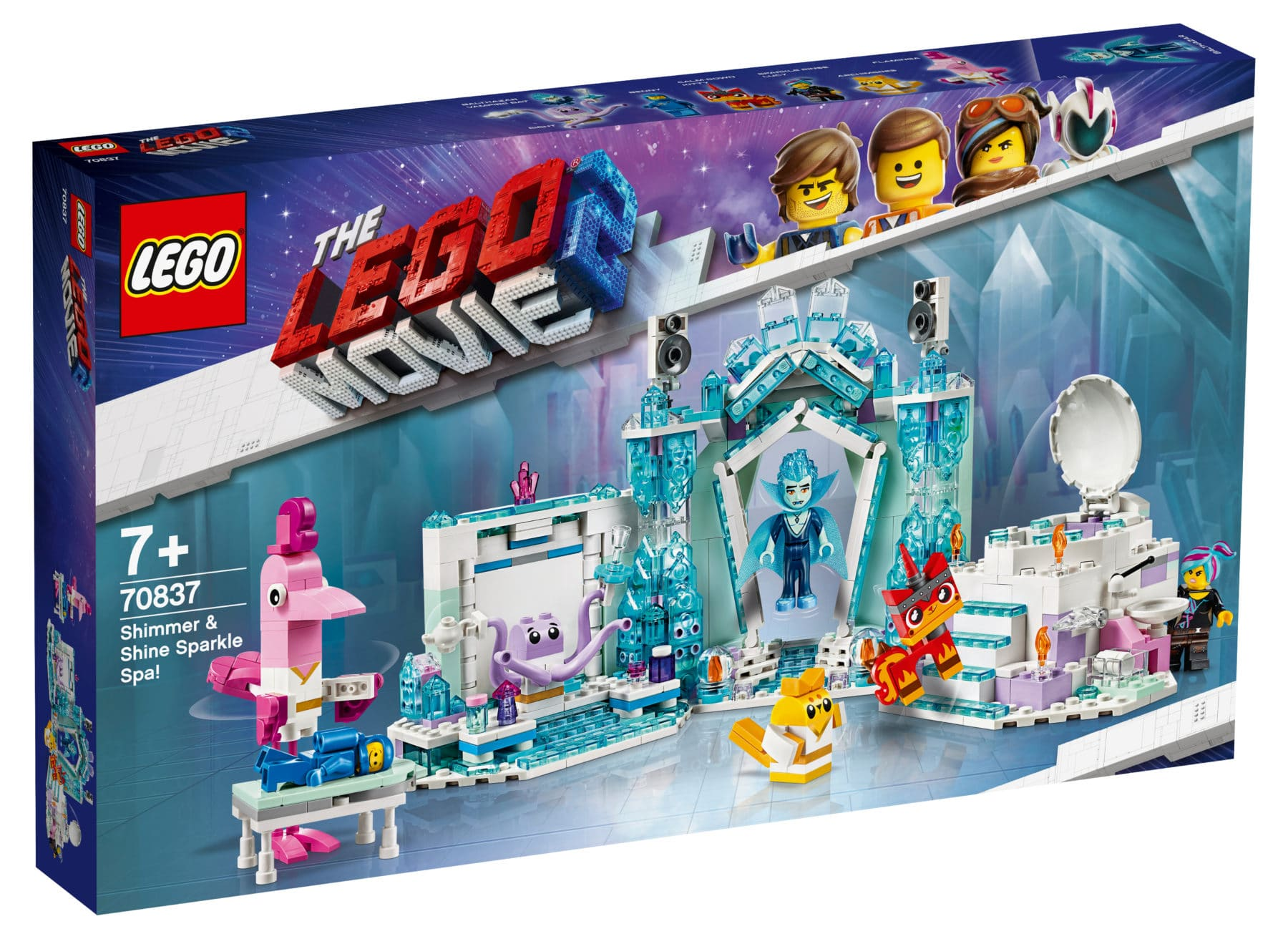 LEGO 70837 Shimmer & Shine Sparkle Spa