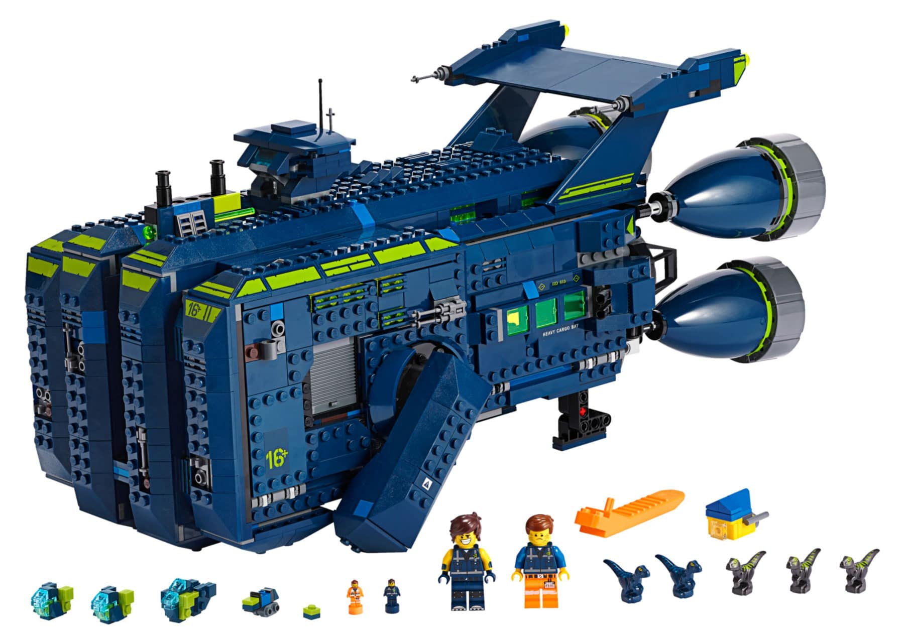 LEGO 70839 The Rexcelsior