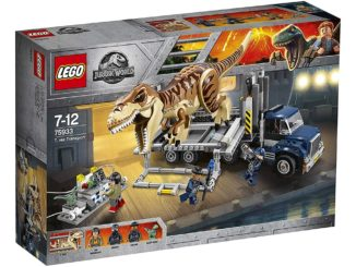 LEGO 75933 T. Rex Transport Angebot
