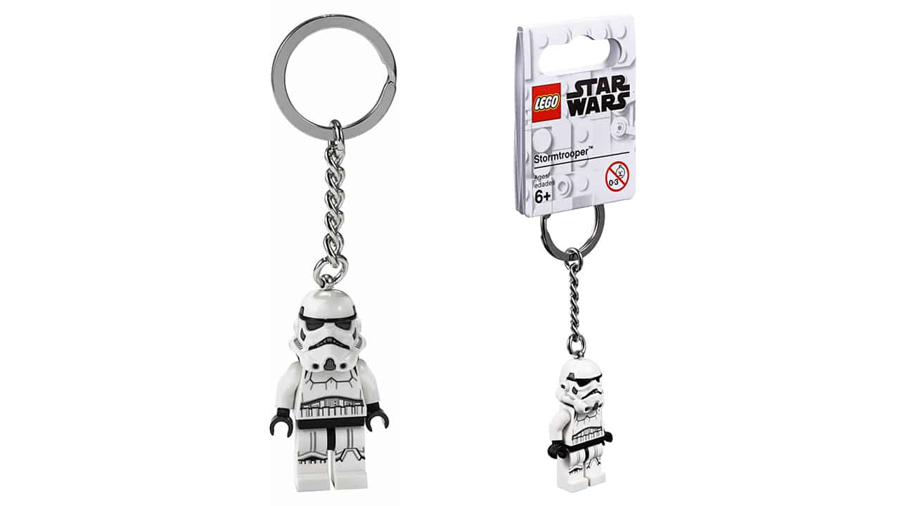LEGO 853946 Stormtrooper Schlüsselanhänger