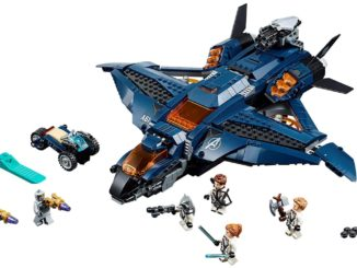 LEGO Avengers Endgame neue Bilder